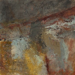Abstract Lammermuir Landscape