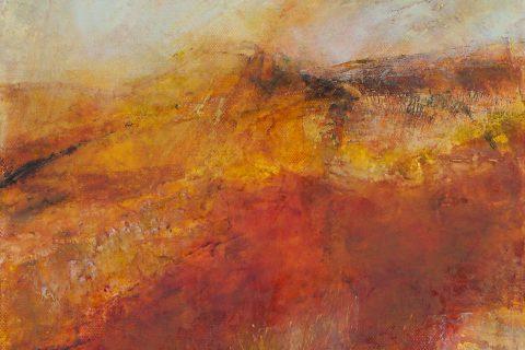 September Light, Lammermuir Hills